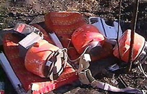 Найден второй черный ящик разбившегося Ан-12
