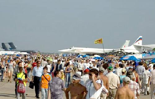 Авиасалон МАКС-2009
