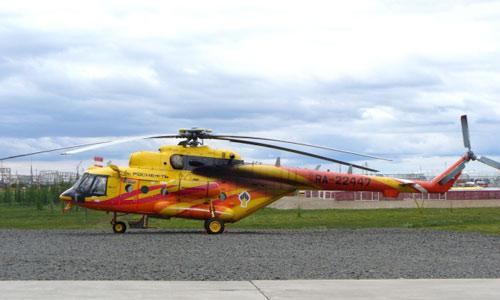 Компания UTair получит 40 вертолетов Ми-171