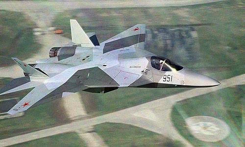 На МАКС-2011 продемонстрируют истребитель Т-50