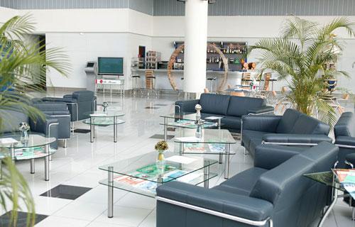 Удобные VIP залы в аэропортах для ожидающих рейсы