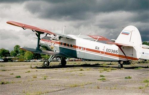 В Краснодарском крае потерпел крушение Ан-2
