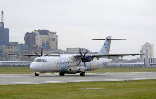 Фото самолета ATR-72-500
