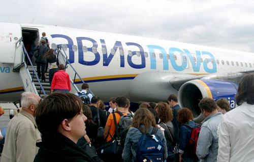 Компания АвиаNova может прекратить полеты