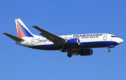 Самолет из Ларнаки совершил авариную посадку в Новосибирске