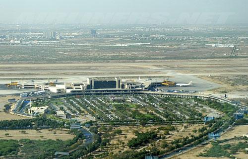 Аэропорт Карачи