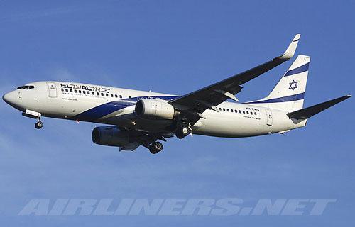 Проблемы у самолета компании El Al при посадке в Бухаресте
