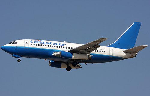 Boeing 737 авиакомпании East Air