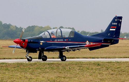 ВВС Сербии получили первые учебные самолеты Lasta 95