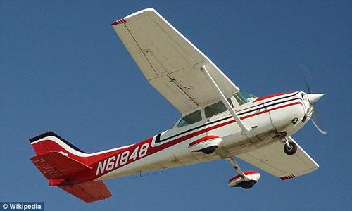 В штате Огайо разбился частный легкомоторный самолет
