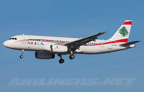 Airbus A320 MEA