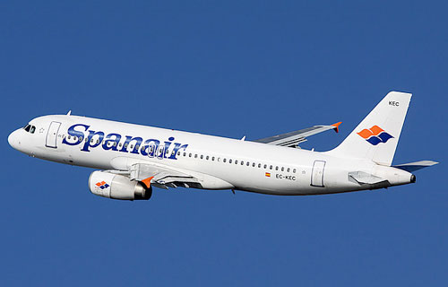 Airbus A320 Spanair