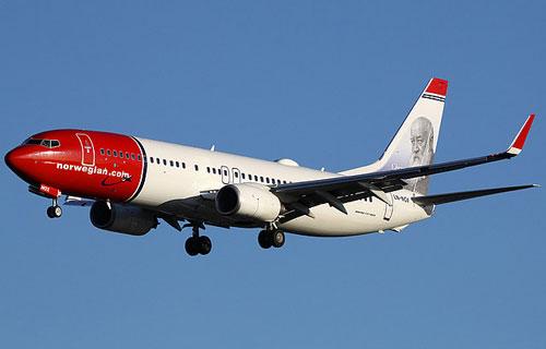 Boeing 737 Norwegian