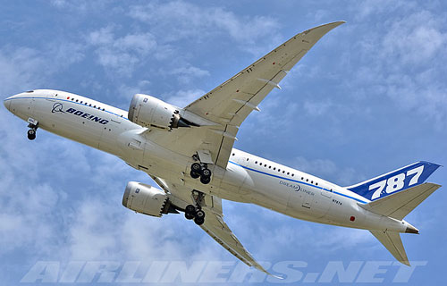Узбекистан планирует купить новейшие Boeing 787 Dreamliner