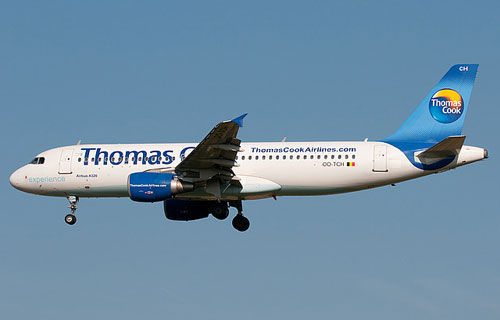 Airbus A320 Thomas Cook
