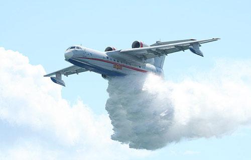 США заинтересовалось российскими самолетами Бе-200