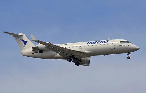 CRJ-200 компании ИрАэро