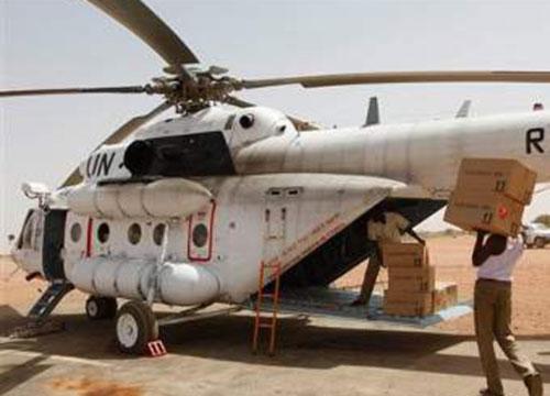 В Гватемале разбился военный вертолет HL-190 UH1H