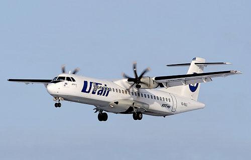 В Тюмени потерпел крушение самолет ATR-72 компании UTair