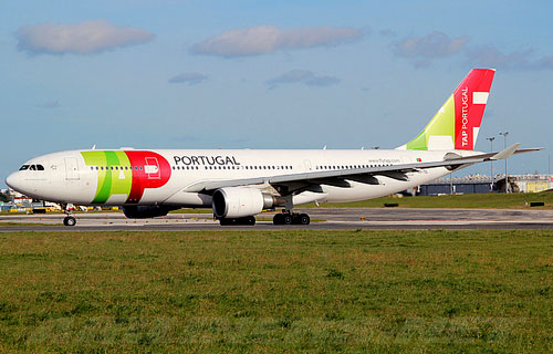 Airbus A330 компании TAP Portugal