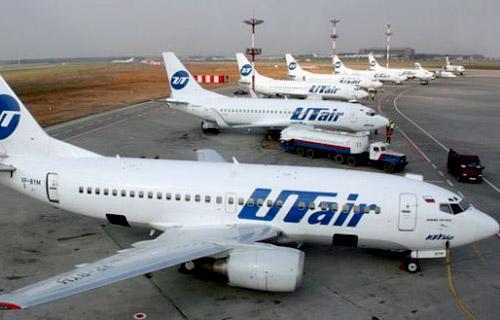 Самолеты компании UTair