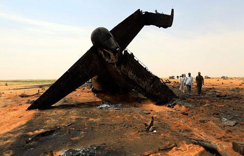 В Мали разбился MD-83 компании Air Algerie