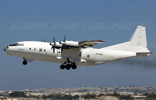 В Алжире после взлета разбился самолет Ан-12