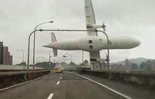 Крушение ATR 72-600 компании TransAsia
