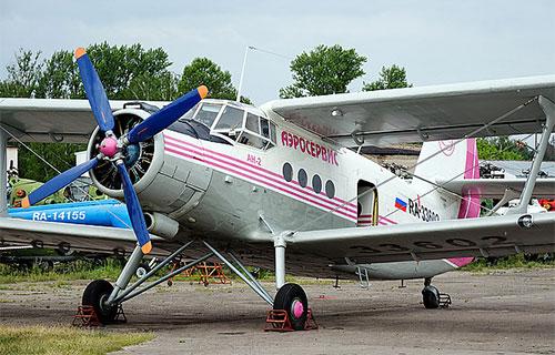 Ан-2 компании Aeroservice