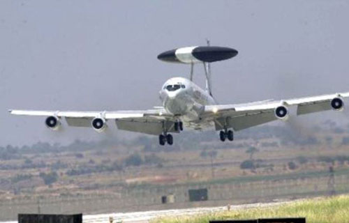 Boeing OC-135В