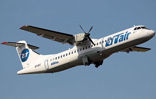 ATR-72 Авиакомпании UTair