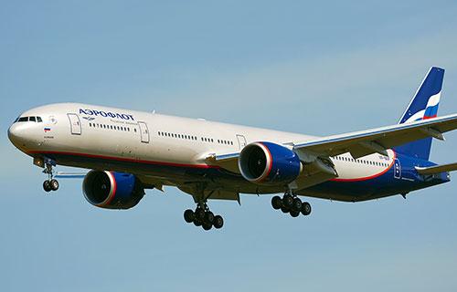 "Boeing-777-300 авиакомпании ""Аэрофлот"""