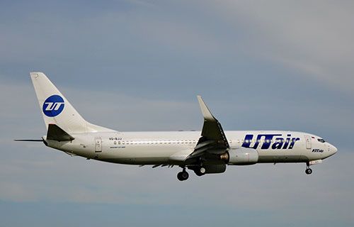 Boeing 737-800 авиакомпании Utair