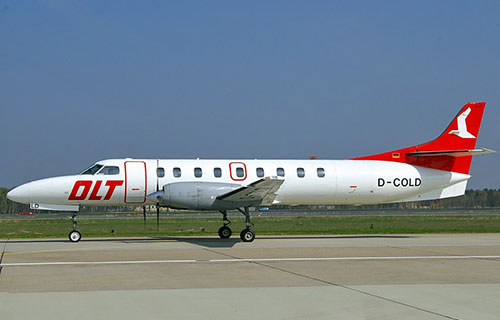 Fairchild SA-226 Metro II