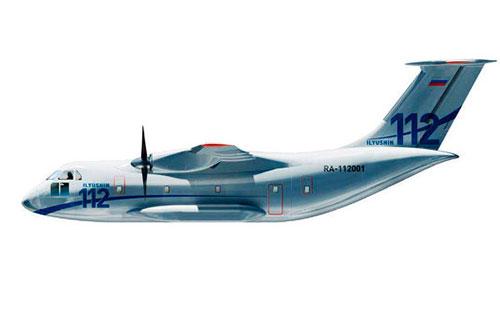 Прототип арктического Ил-112