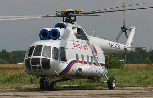 Российский вертолет_Ми-8