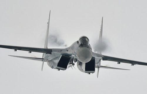 Су-35 вооруженных сил РФ