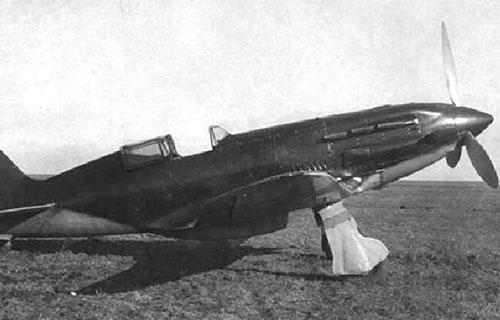 Советский истребитель МиГ-1