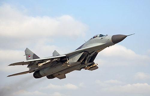 МиГ-29 ВВС России