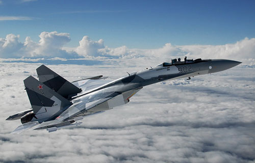 Су-35 ВВС России