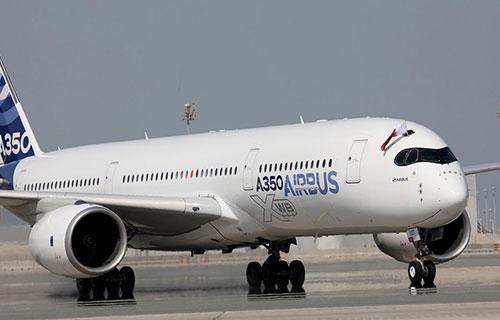 Новый Airbus A350