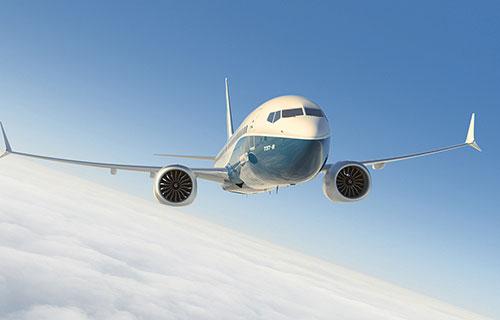 Новый Boeing-737MAX