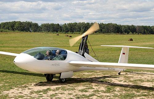 Самолет Pipistrel