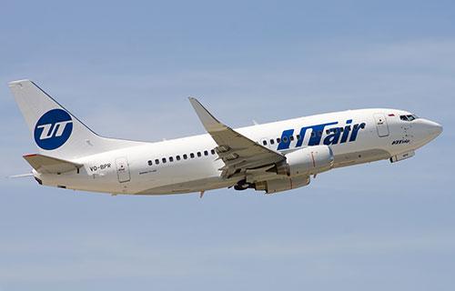 Boeing-737-500 авиакомпании Utair