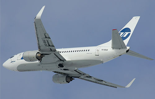 Boeing_737-500 авиакомпании Utair