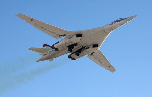 Бомбардировщик Ту-160М