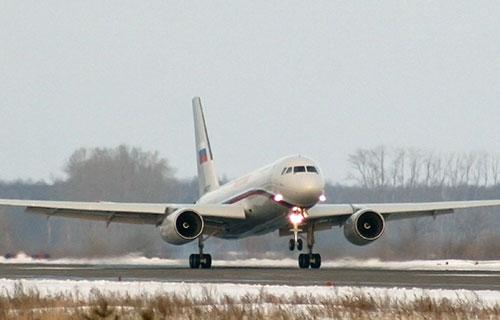 Пассажирский Ту-204