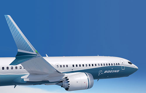 Новый Boeing-737 MAX