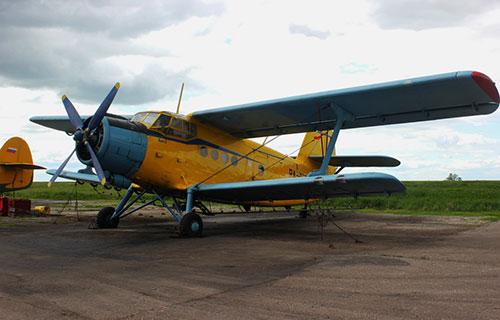 Легкий самолет Ан-2