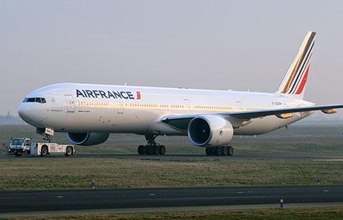 Boeing-777 авиакомпании Air France